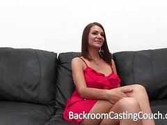 Big Tit Amateur Ass Fuck and Creampie Casting Thumb