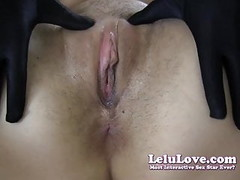 Lelu Love-Gloves Choker Boots Cheating Creampie (Pt. 2) Thumb
