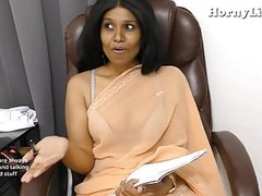 Indian Tutor seduces young boy pov roleplay in Hindi Thumb