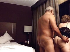 Old big ass wife fucked from behind in the hotel room Thumb