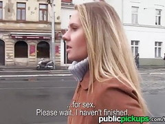 Mofos - Hot Euro blonde gets picked up on the street Thumb