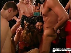 Little whore Betty and her slutty friends - German Goo Girls Thumb