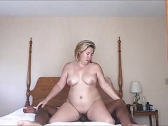 White wife Fucked by Mexican Man Thumb