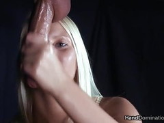 gloryhole humiliation handjob Thumb