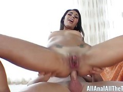 All Anal All The Time First Time Anal with Isa Mendez! Thumb