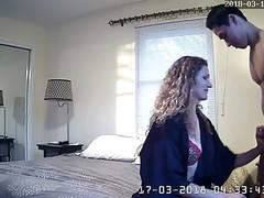 husband surprises wife with young guy ipcam Thumb