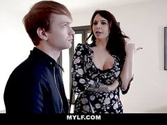 MYLF -  Bodacious MILF Teases and Fucks Her Stepson Thumb