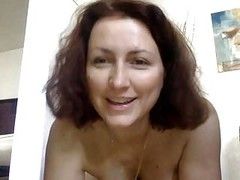 French cougar squirts Thumb
