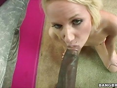 Skinny Alexia Sky gets her pussy stretched by bbc Thumb