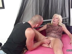 Step-Mother Seduce Step-Son to Fuck when Dad is Away Thumb