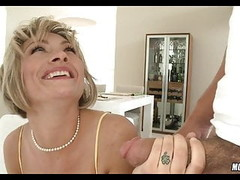 Mature Woman likes his Younger Dick Thumb